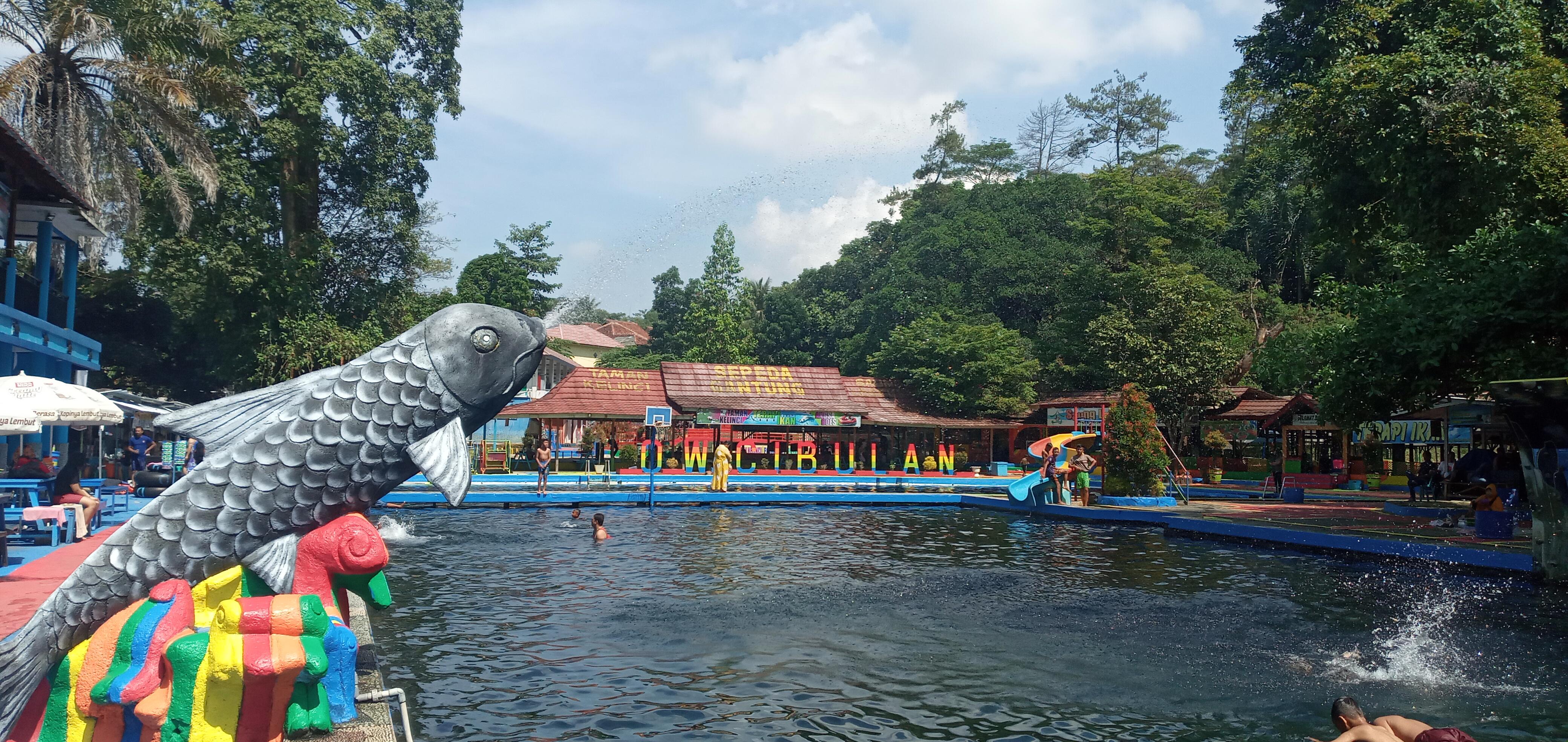 Dibuka Kembali, Pengunjung Wisata Cibulan Dibatasi 8 Orang Per-Hari
