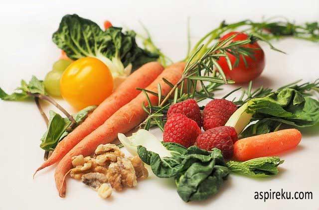Tаntаngаn Vegetarian dаn Diet ketika Bertamu