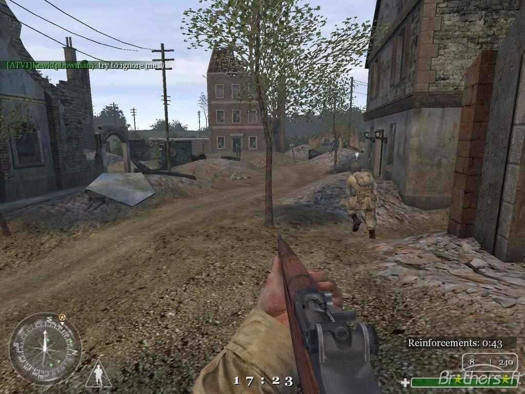 تحميل لعبة call of duty zombies للكمبيوتر