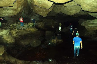 Wisata Gua di Dolok Pinapan Menantang untuk Dikunjungi