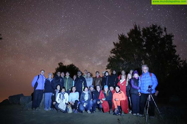 La Palma Transfer& Tours te lleva a ver la lluvia de estrellas de las Gemínidas