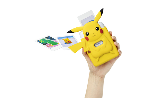 Le pack instax mini Link Pikachu