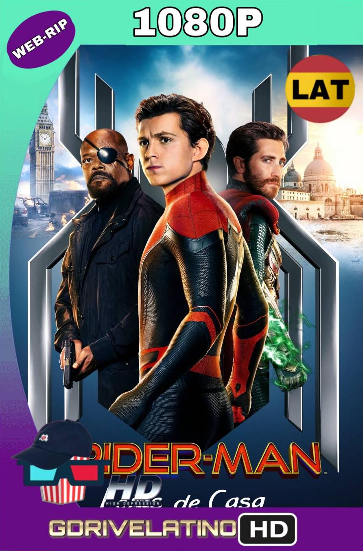 Spider-Man Lejos De Casa (2019) Webrip 1080p Latino-Ingles MKV