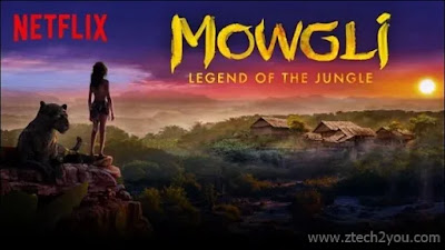 2020-Best-Movies-on-Netflix-Mowgli: Legend of the Jungle