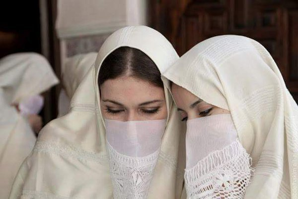 traditionnels costumes marocains