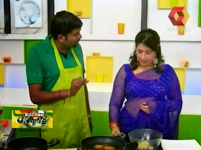 Lakshmi Nair Cookery Show