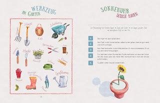 """Bastelidee aus """"Holly Pond Hill: Das Gartenbuch"""" von Detlef Rohde, Marianna Korsh, Susan Wheeler"""