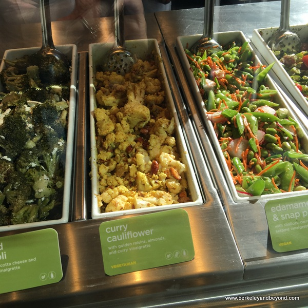 salads at Lemonade in San Francisco, California