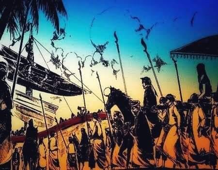 Kisah Gajah Mada Versi Kidung Sunda