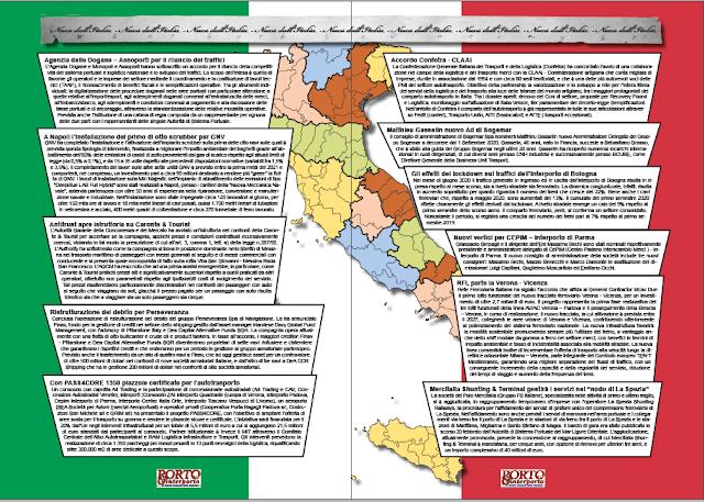 AGOSTO 2020 PAG. 6 - NEWS DALL'ITALIA