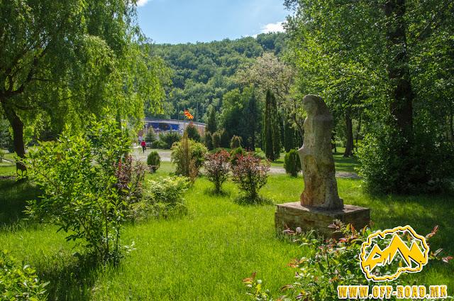Pelince - ASNOM memorial center, Macedonia