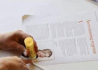 Cara Membuat Kerajinan Tangan Dari Kertas, Pot Bunga Koran Bekas 2