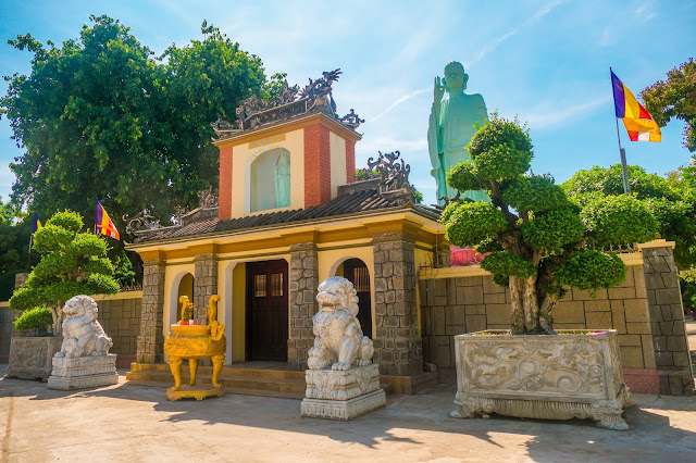 New | Khám Phá Di Tích Chùa Long Khánh tại Quy Nhơn Bình Định.