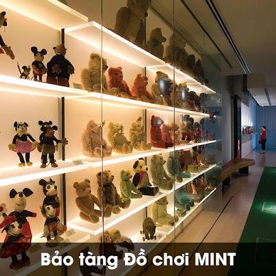 Bảo tàng Đồ chơi - MINT Museum of Toys