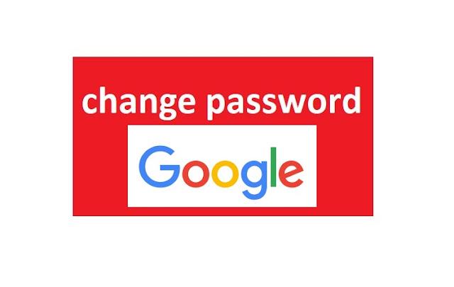 جوجل تنصح مستعميلها بي تغير كلمات السر