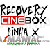 Recovery Cinebox Linha X - Todos Modelos