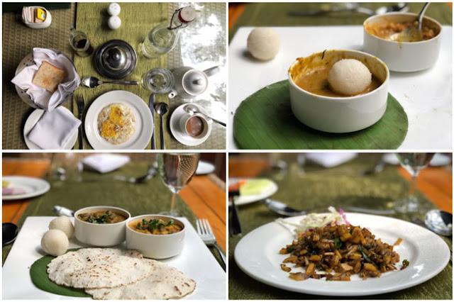 coorg vegetarian food photo
