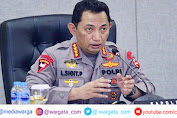 Kapolri Jenderal Listyo Minta Seluruh Kapolda Maksimalkan PPKM Mikro dan Kawal Pemulihan Ekonomi