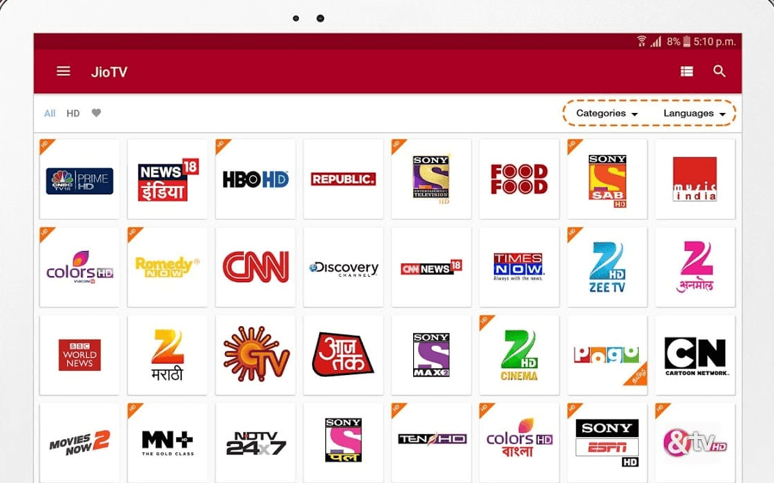 Install Jio Tv Apk Old Version – Jio Online Live TV App Download