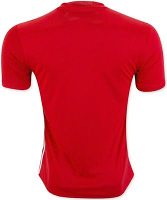2017 Manchester United Jersey 16-17 Home Football shirt