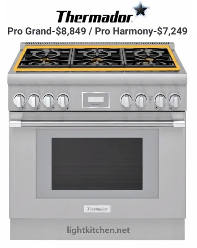 Thermador Pro Grand - Pro Harmony