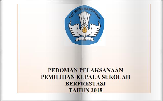 Pedoman Pelaksanaan Kepala Sekolah Berprestasi