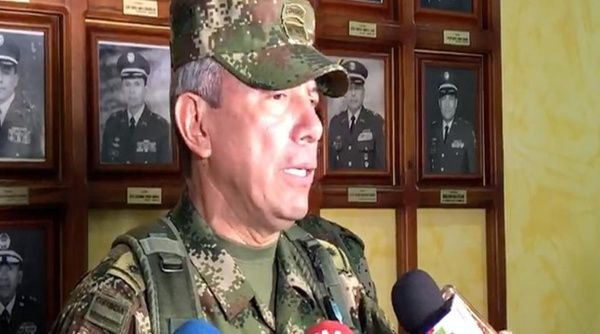 Ejército colombiano niega tesis de atentado terrorista en Cauca