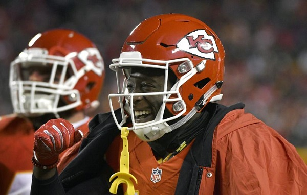 The NFL will not discipline or fine Kansas City Chiefs wide receiver Tyreek Hill