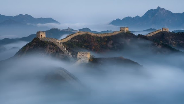 Mitos Menyeramkan Tembok Besar Cina