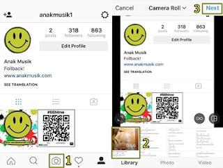 Cara Memotong Dan Upload Video Di Instagram Terbaru