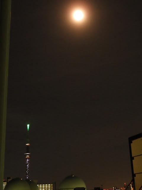 5月の満月