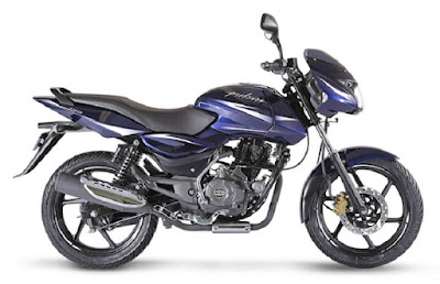 New 2017 Bajaj Pulsar 150 side profile picture