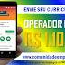 OPERADOR DE LOJA COM REMUNERAÇÃO DE R$ 1.100,00 PARA CARUARU