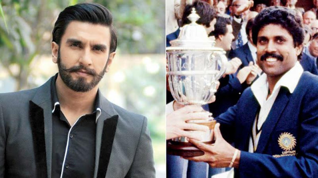 Ranveer Singh along with Team '83 ready to train under the supervisionof none other than Kapil Dev himself