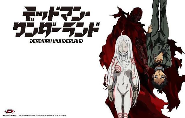 Deadman Wonderland - Top Anime Like Shingeki no Kyojin (Attack on Titan)