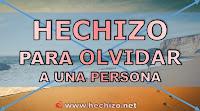 Hechizo para olvidar a una persona (fácil y MUY efectivo)