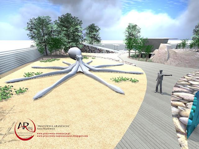 projektowanie terenów rekreacynych