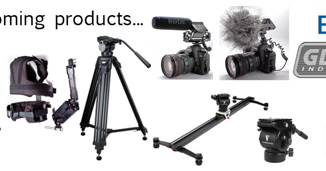 Megacom Enterprise®: New Videography Equipment