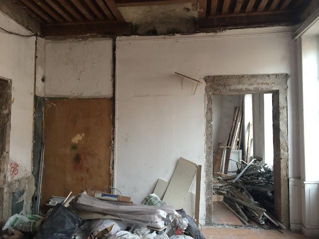 Indoordesign architecture d 39 int rieur lyon croix for Renovation canut