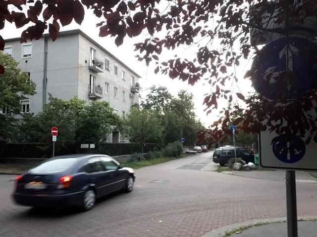 Életveszélyes a zuglói forgalom átalakítás