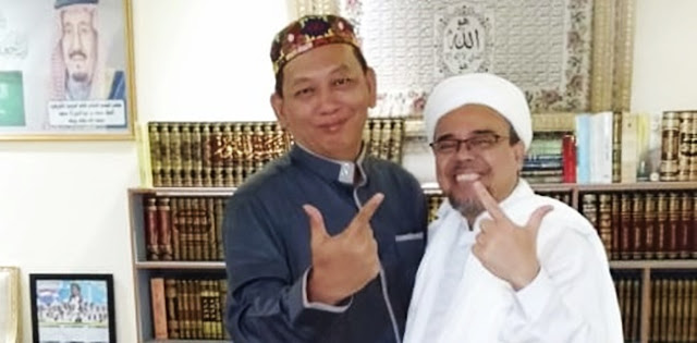 Pencekalan Habib Rizieq Upaya Balas Dendam karena Pernah Penjarakan Ahok
