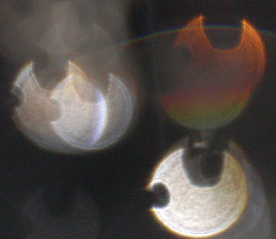two-part orb pattern