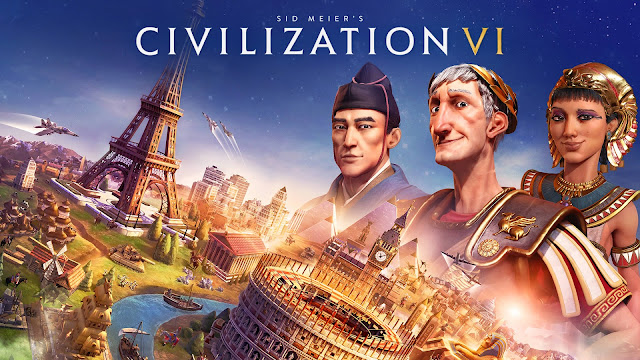 CIVILIZATION VI : Official Game Direct Free Download