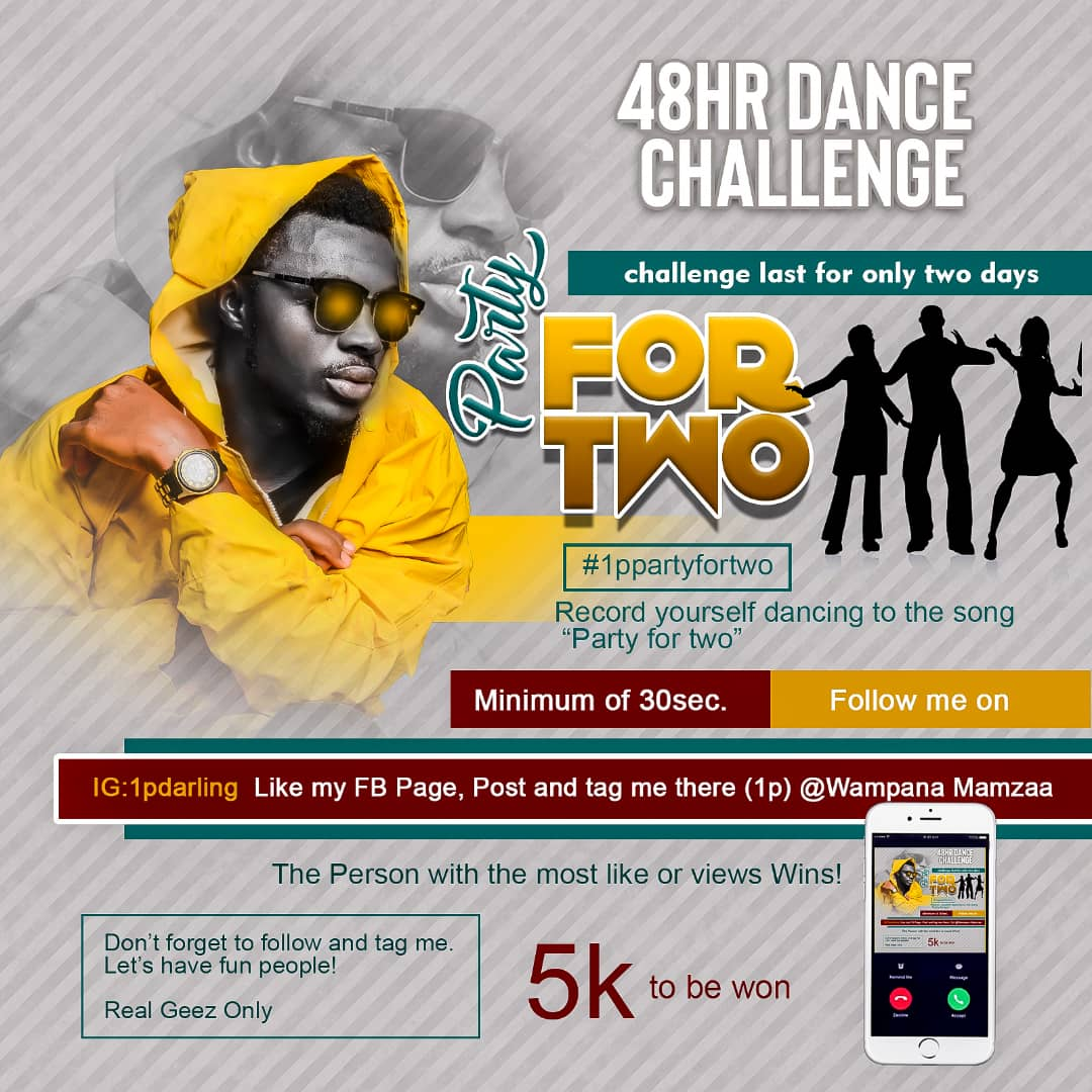 [Competition] Check hot to win 5,000 Naira from 1p's Party for two challenge #Arewapublisize