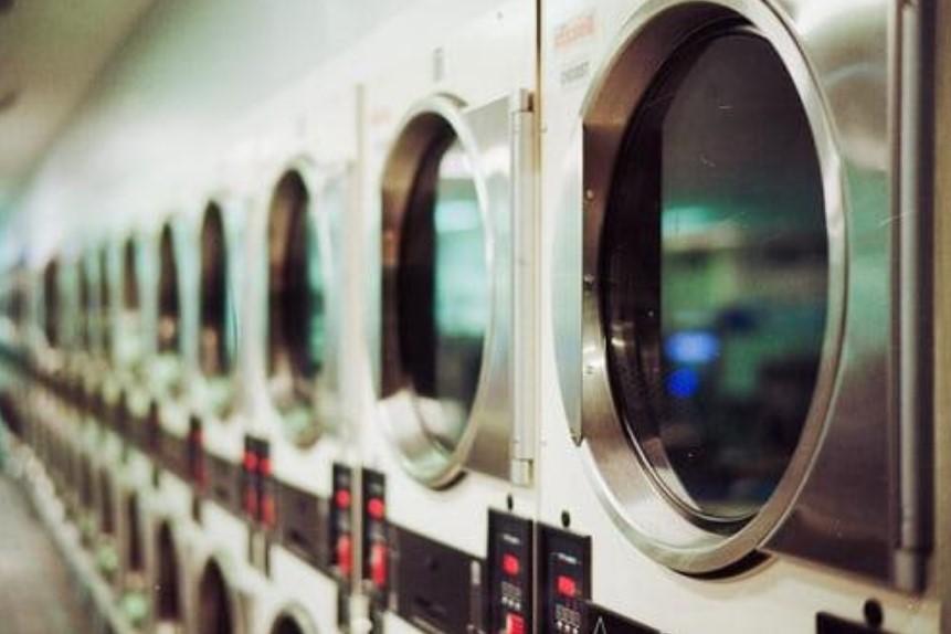 Lokasi Laundry Strategis