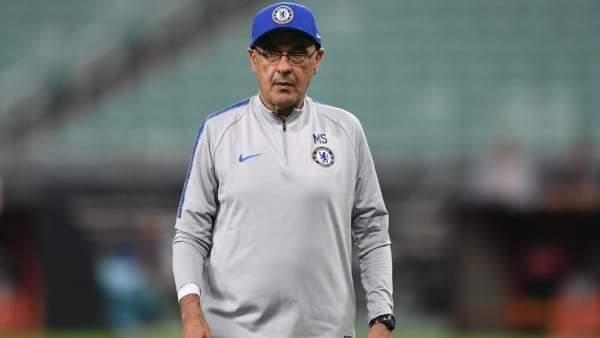 Officially .. Sari new coach for Juventus