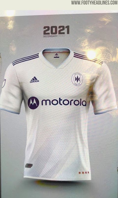 Chicago Fire 2020 Home Away Kits Leaked Featuring All New