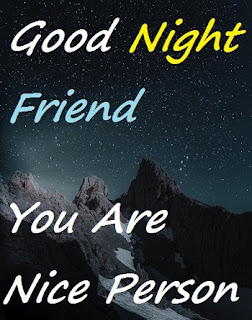 good night images for good friends