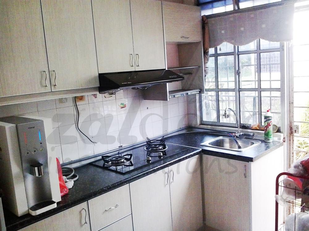 Kabinet Dapur Untuk Ruang Yang Sempit Desainrumahid