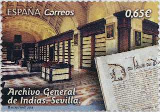 ARCHIVO GENERAL DE INDIAS, SEVILLA